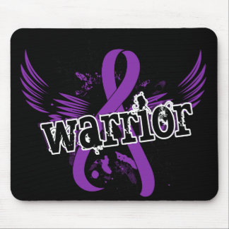 Warrior 16 Lupus Mouse Pad