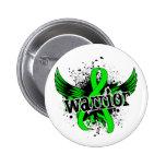 Warrior 16 Lyme Disease Button