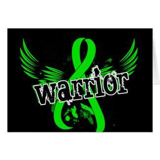 Warrior 16 Lyme Disease Card