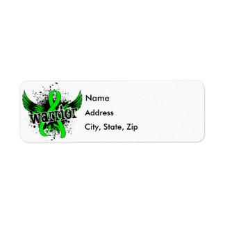 Warrior 16 Lyme Disease Label