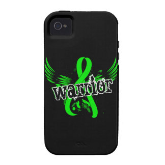 Warrior 16 Lymphoma Case-Mate iPhone 4 Cases