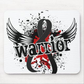 Warrior 16 Melanoma Mouse Pad