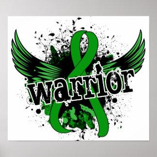 Warrior 16 Mental Health Poster