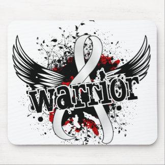 Warrior 16 Mesothelioma Mouse Pad