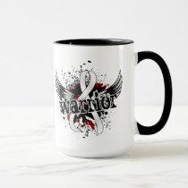 Warrior 16 Mesothelioma Mug
