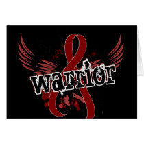 Warrior 16 Multiple Myeloma Card