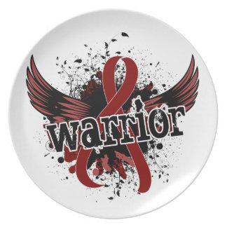Warrior 16 Multiple Myeloma Plates