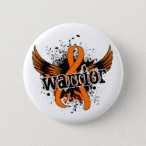 Warrior 16 Multiple Sclerosis Button