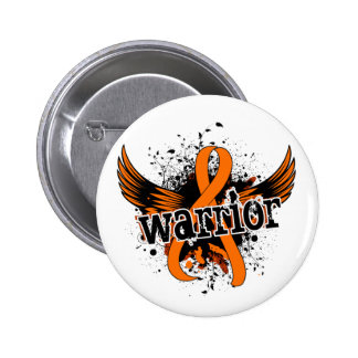 Warrior 16 Multiple Sclerosis 2 Inch Round Button