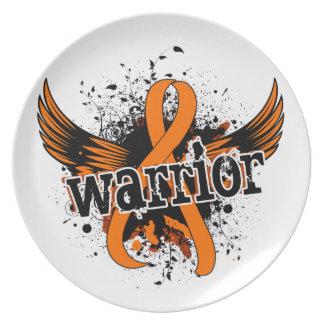 Warrior 16 Multiple Sclerosis Plate