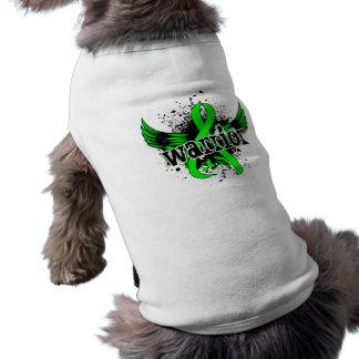 Warrior 16 Muscular Dystrophy Pet T-shirt