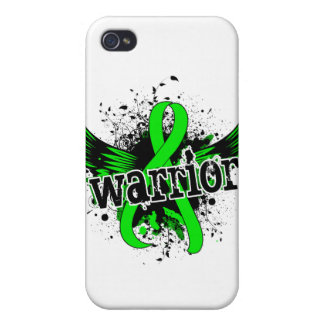 Warrior 16 Muscular Dystrophy iPhone 4 Covers