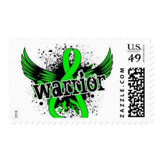 Warrior 16 Muscular Dystrophy Stamp
