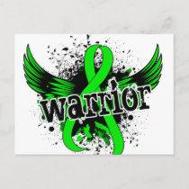 Warrior 16 Non-Hodgkin's Lymphoma Postcard