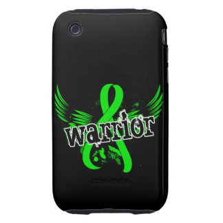 Warrior 16 Non-Hodgkin's Lymphoma Tough iPhone 3 Cases