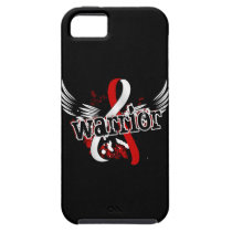 Warrior 16 Oral Cancer iPhone SE/5/5s Case