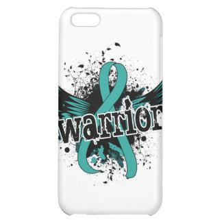 Warrior 16 Ovarian Cancer iPhone 5C Case