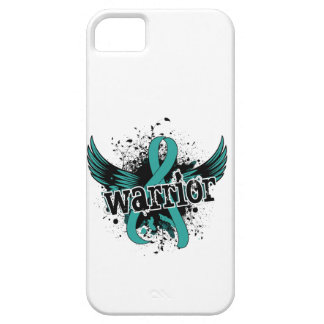 Warrior 16 Ovarian Cancer iPhone SE/5/5s Case