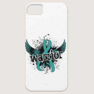 Warrior 16 Ovarian Cancer iPhone SE/5/5s Case