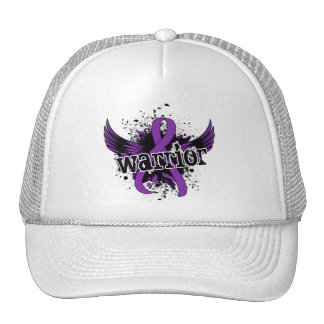 Warrior 16 Pancreatic Cancer Hats