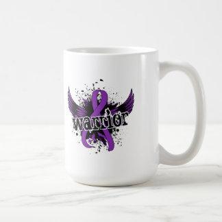 Warrior 16 Pancreatic Cancer Coffee Mugs