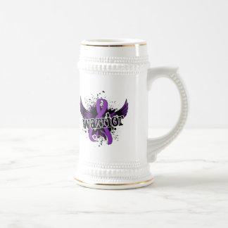 Warrior 16 Pancreatic Cancer Coffee Mug