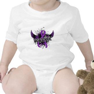 Warrior 16 Pancreatic Cancer Tee Shirt
