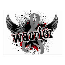 Warrior 16 Parkinson's Disease Postcard