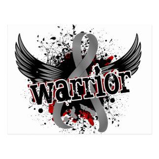 Warrior 16 Parkinson's Disease Postcard