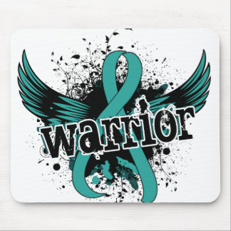 Warrior 16 PCOS Mouse Pad