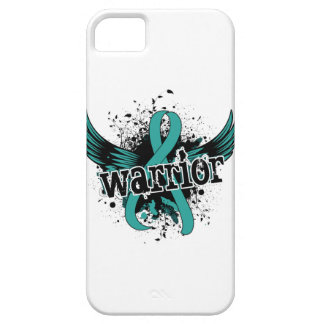 Warrior 16 Peritoneal Cancer iPhone SE/5/5s Case