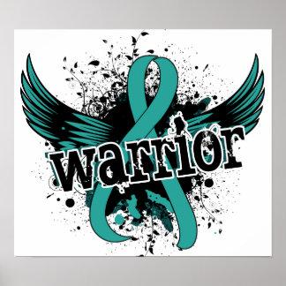 Warrior 16 PKD Poster