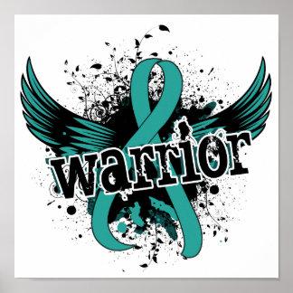 Warrior 16 PKD Print
