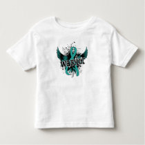 Warrior 16 PKD Toddler T-shirt