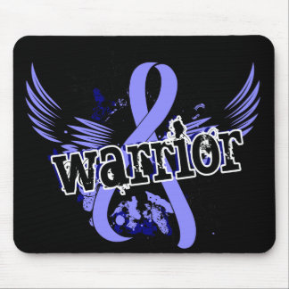 Warrior 16 Prostate Cancer Mouse Pad