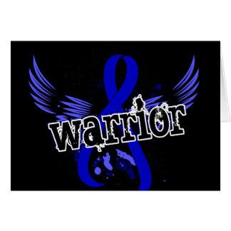 Warrior 16 Rectal Cancer Card