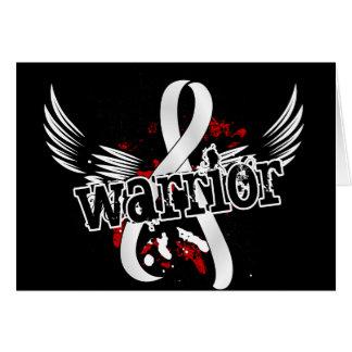 Warrior 16 Retinoblastoma Greeting Cards