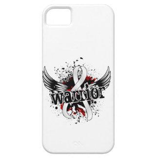 Warrior 16 Retinoblastoma iPhone 5 Cases