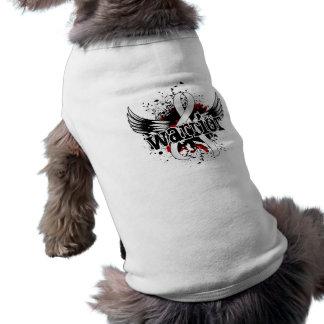 Warrior 16 Retinoblastoma Dog Shirt
