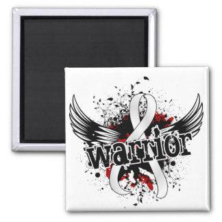 Warrior 16 Retinoblastoma Magnet