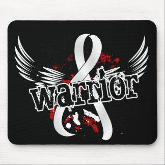 Warrior 16 Retinoblastoma Mouse Pad