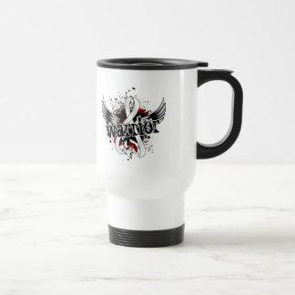 Warrior 16 Retinoblastoma Coffee Mug