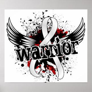 Warrior 16 Retinoblastoma Poster