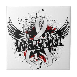 Warrior 16 Retinoblastoma Ceramic Tiles