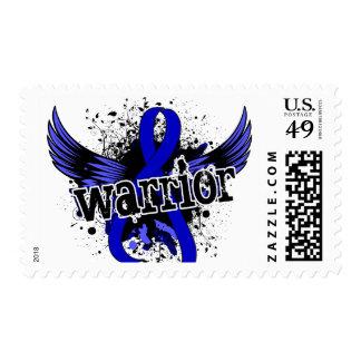 Warrior 16 Rheumatoid Arthritis Postage Stamps