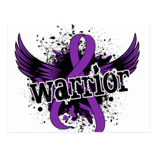 Warrior 16 Sarcoidosis Postcard