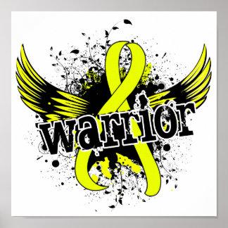Warrior 16 Sarcoma Poster