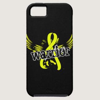 Warrior 16 Testicular Cancer iPhone SE/5/5s Case