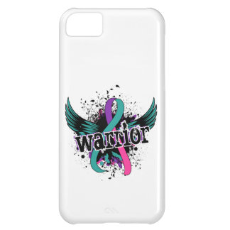 Warrior 16 Thyroid Cancer iPhone 5C Covers
