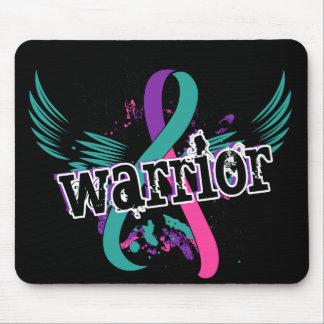 Warrior 16 Thyroid Cancer Mousepad